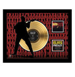 Check out our Elvis Presley Gold Record - 'From Elvis in Memphis' 24kt