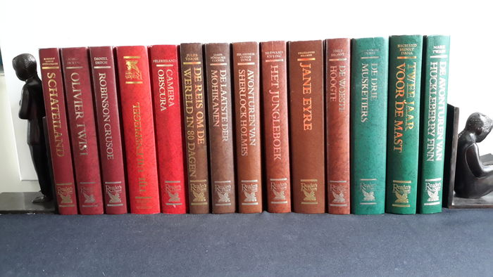 LOT OF 8 READERS DIGEST CONDENSED BOOKS LIBRARY DECOR DESIGNER COVERS DECORATED