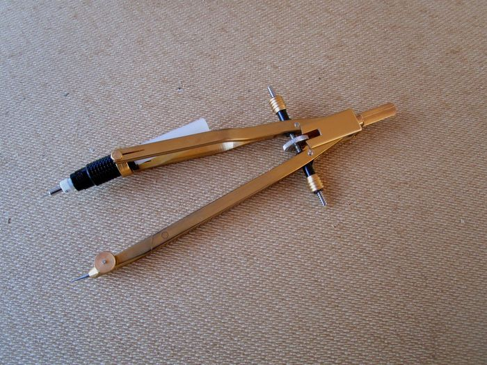staedtler compass how to use
