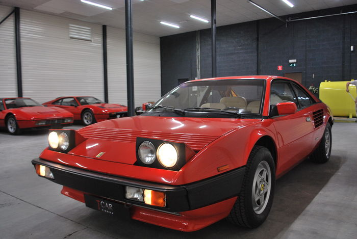 ferrari mondial 3 0 quattrovalvole 1983 catawiki. Black Bedroom Furniture Sets. Home Design Ideas