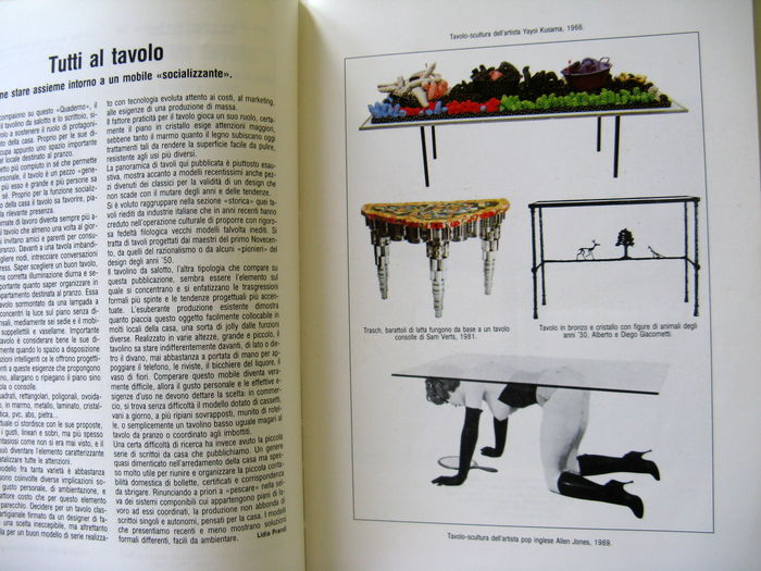 Books industrial furniture von vegesack collection for Domus book collection