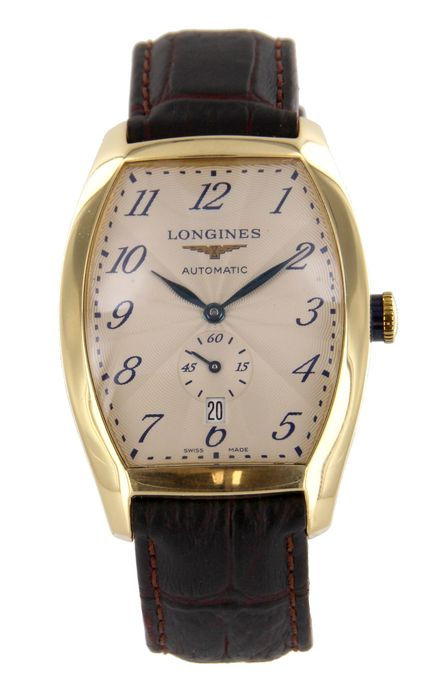 longines evidenza montre pour homme catawiki. Black Bedroom Furniture Sets. Home Design Ideas