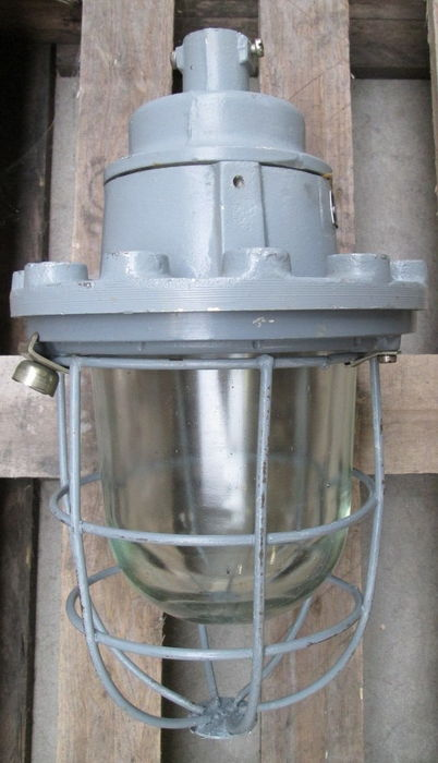 Industri le bully lamp 03 kooilamp - Industriele kantoorlamp ...