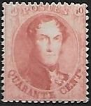 Check out our Belgium 1865 - King Leopold I - OBP 16B