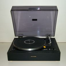 Pioneer PL-15 Turntable- 1970s