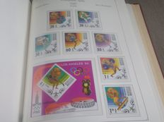 Olympic Games 1980 - Collection in 2 special albums