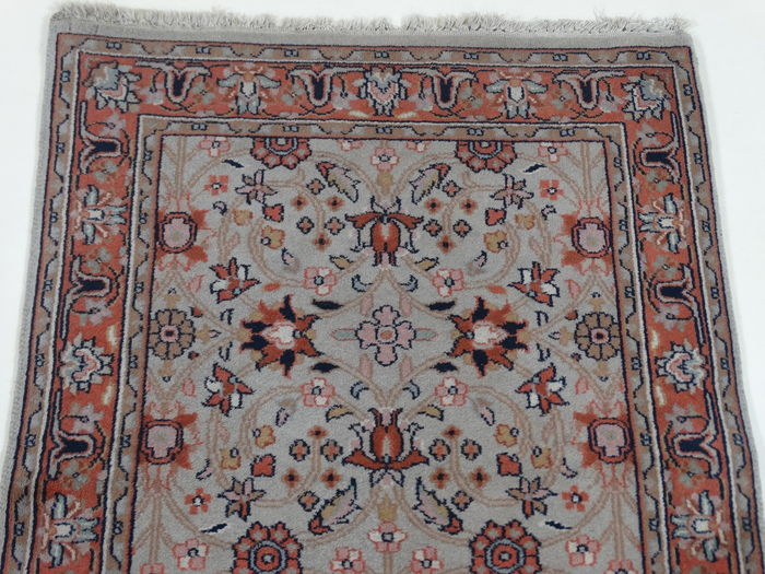 oriental rug carpet long ghoum carpet second half of