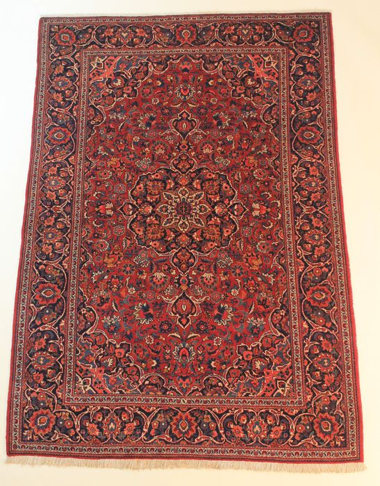 fine antique hand knotted persian carpet keschan keshan cork made in iran plant dyes made about. Black Bedroom Furniture Sets. Home Design Ideas