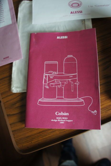 coban espresso machine