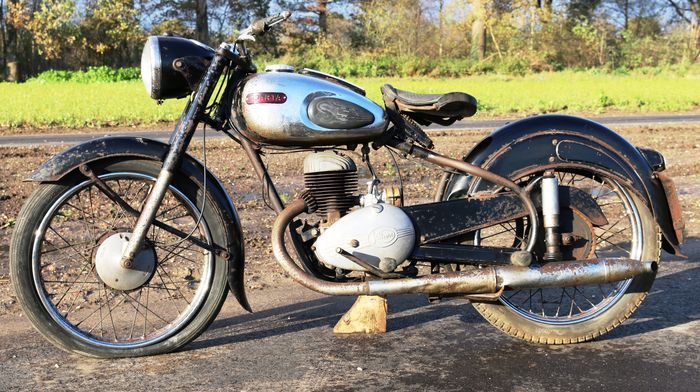 Sparta villiers 200cc 1953 catawiki for Villiers 86