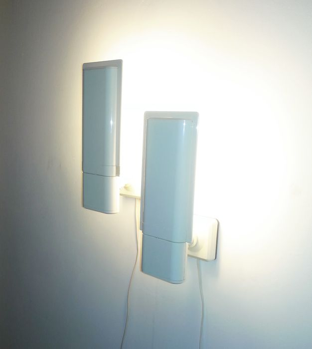 Philips - 2 wall lamps - Catawiki