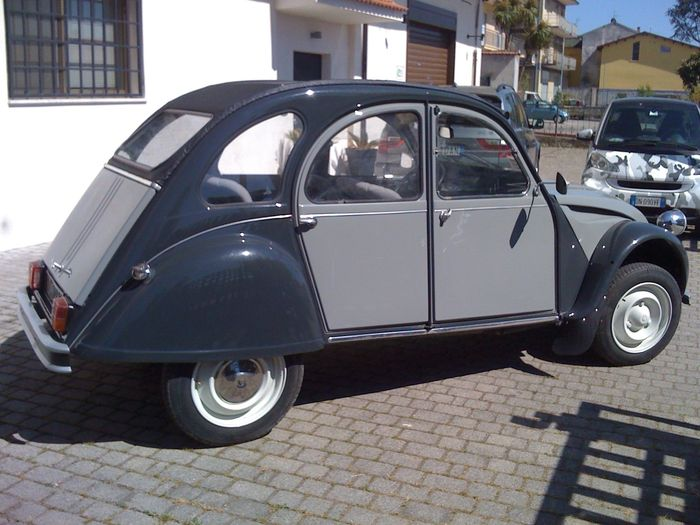 citroen 2cv 6 charleston 1985 catawiki. Black Bedroom Furniture Sets. Home Design Ideas