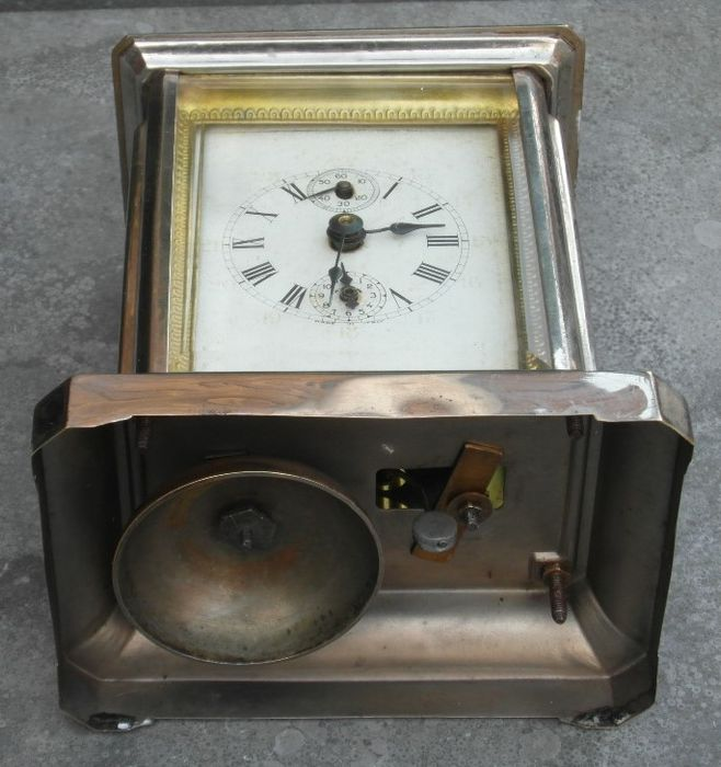 Carriage Alarm Clock Brand Fb 1920s Catawiki