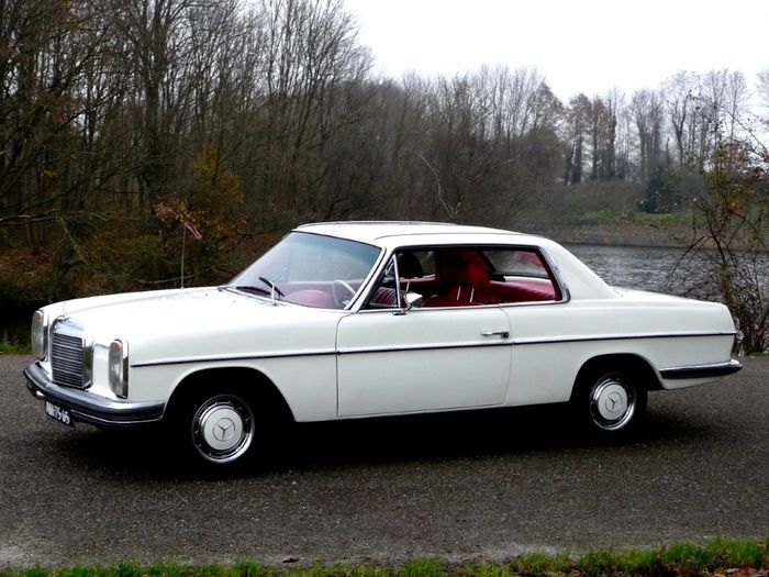 Mercedes benz 250c automatic 1971 catawiki for Mercedes benz 250c