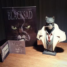 Guarnido & Dìaz - Buste Attakus B300 - Blacksad - (2006)