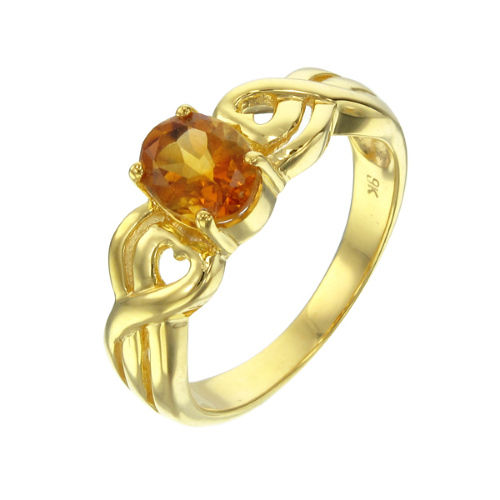 375 yellow gold ornament ring size 58 catawiki - 375 gold ...