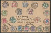"""Check out our Netherlands 1909 - Letter cover with special cancellation """"Tentoonstelling Stad Tilburg 1809-1909"""""""