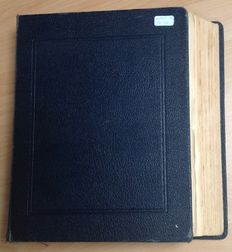 World - Collection in old KaBe preprint album