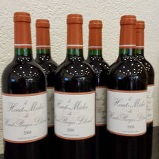 2008 - Château - Haut Bages Liberal - Haut Medoc - The second wine of Château Haut-Bages Liberal - 6 bottles