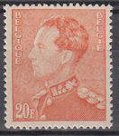 Check out our Belgium 1946 - Leopold III - OBP 435Aa