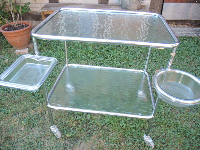 maquet – vintage roll table