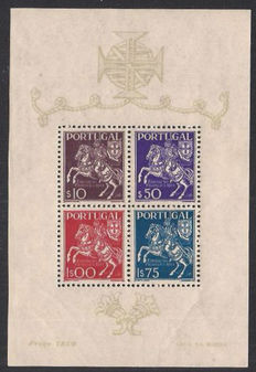 Portugal 1944/1984 - Collection of miniature sheets