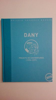 Dany - Coverstudies 1970-1997 - Luxe hc (2002)