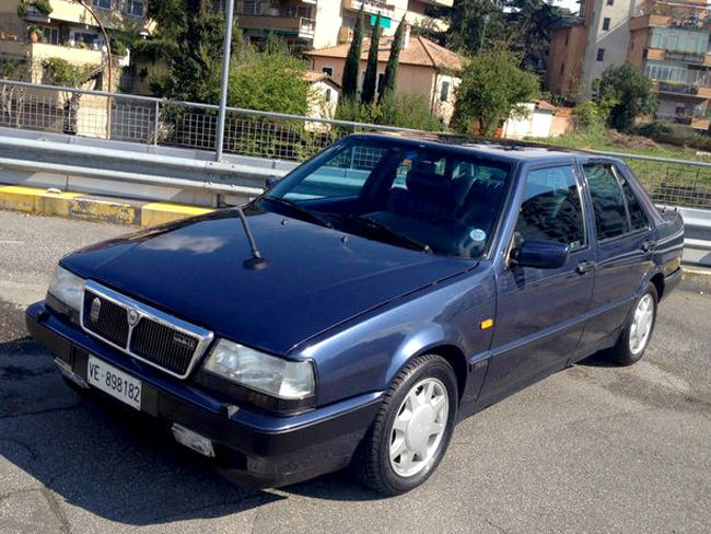 lancia thema turbo 16v lx 1992 catawiki. Black Bedroom Furniture Sets. Home Design Ideas