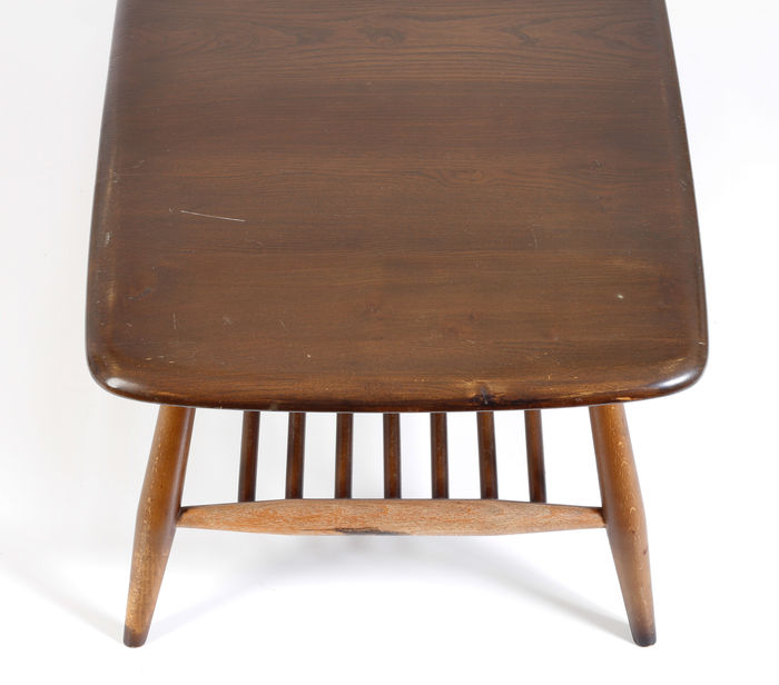Ercol Oval Coffee Table: Ercol-coffee Table (occasional Coffee Table)