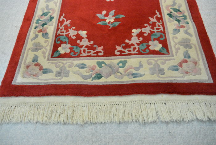 Alfombra china siglo xx catawiki for Alfombras chinas
