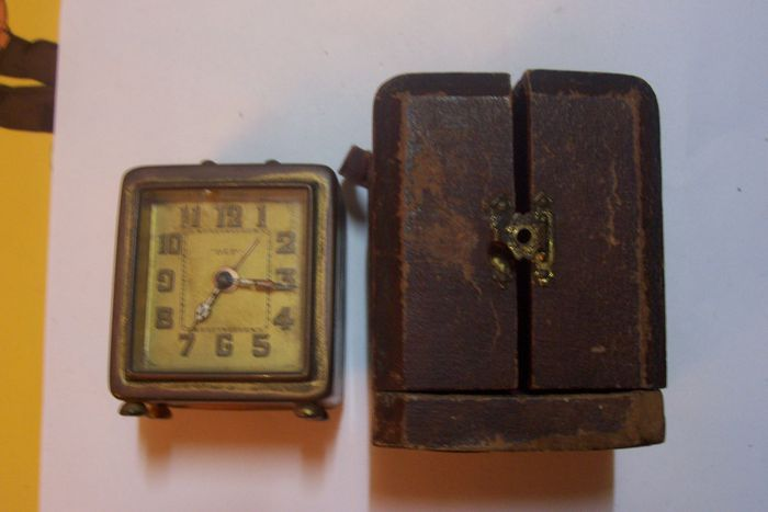 Table Alarm Clock Dep Brand 1940 Catawiki