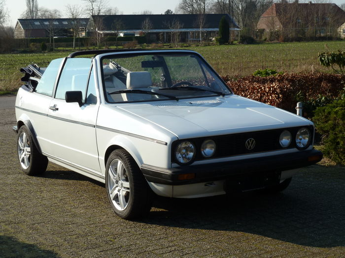 volkswagen golf 1 cabriolet 1984 catawiki. Black Bedroom Furniture Sets. Home Design Ideas