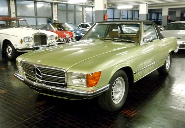 mercedes benz 350 sl 1972 catawiki. Black Bedroom Furniture Sets. Home Design Ideas