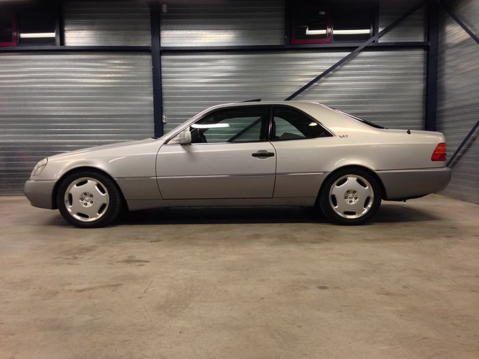 Mercedes benz s600 coupe 1994 catawiki for Mercedes benz s600 coupe