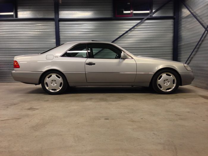 Mercedes benz s600 coup 1994 catawiki for Mercedes benz s600 coupe