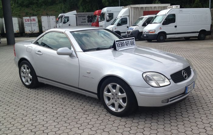 mercedes slk 200 kompressor 1998 catawiki. Black Bedroom Furniture Sets. Home Design Ideas