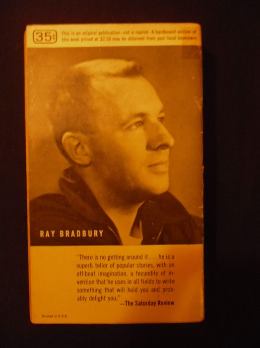 an analysis of ray bradburys science fiction fahrenheit 451 Fahrenheit 451, british science-fiction film, released in 1966, based on ray  bradbury's classic dystopian novel of the same name it was french director.