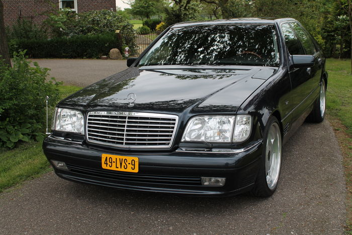 Mercedes benz s500 lorenser automatic 1996 catawiki for 1996 mercedes benz s500