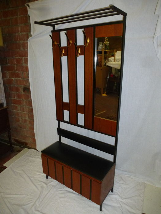 vintage porte manteau catawiki. Black Bedroom Furniture Sets. Home Design Ideas