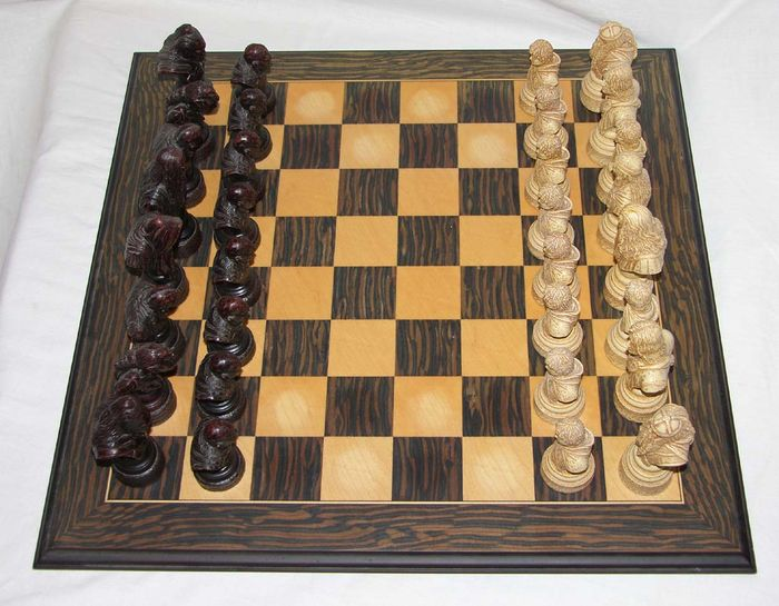 The Lord Of The Rings Chess Game Catawiki