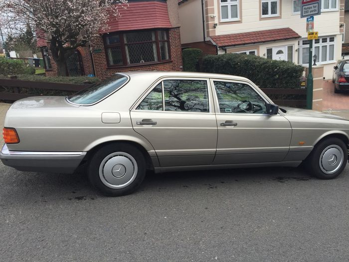 Mercedes benz 300se 1988 catawiki for 1988 mercedes benz 300se