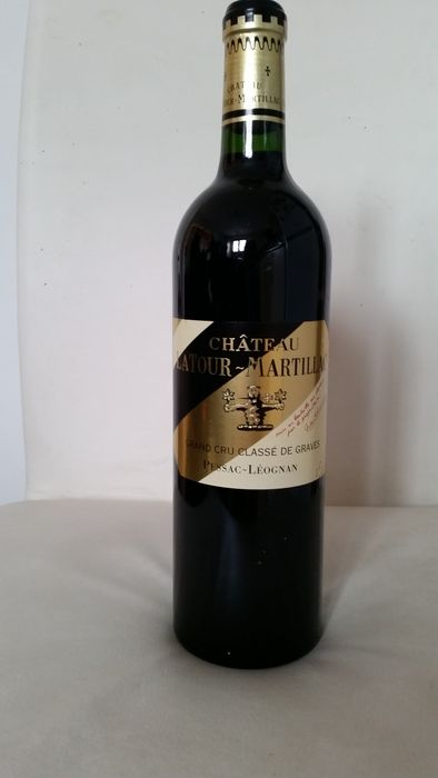 2010 ch teau latour martillac pessac leognan grand cru 12 bouteilles 75cl catawiki. Black Bedroom Furniture Sets. Home Design Ideas