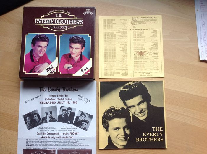everly single personals Phil everly's life in photos remembering the everly brothers vocal legend's remarkable career.