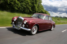 Bentley - S2 Continental James Young 4-door saloon - 1961