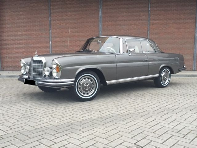 mercedes benz 280 se coupe 1969 catawiki. Black Bedroom Furniture Sets. Home Design Ideas