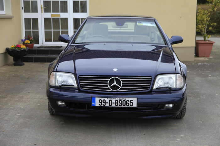 Mercedes Benz Sl320 1999 Catawiki