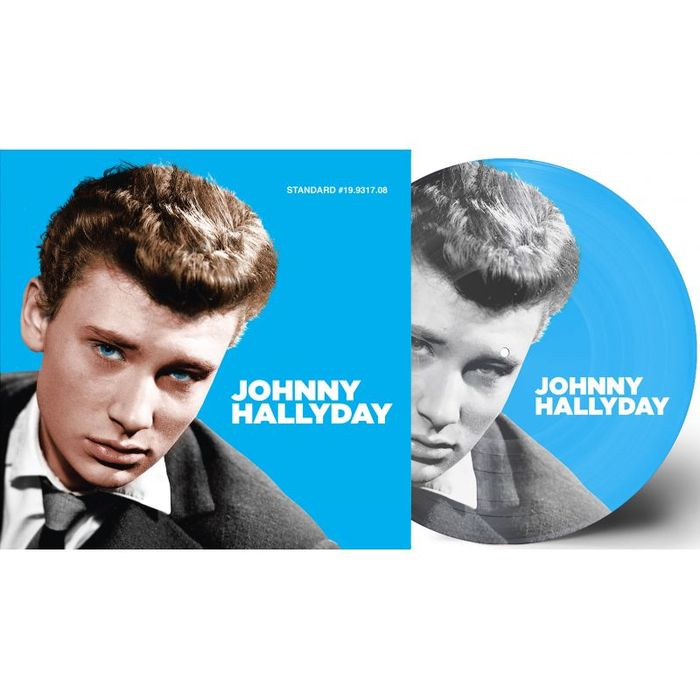 Lot Of 2 Lp Johnny Hallyday 1 The Picture Disc