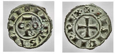 Italy, Pre-Unification States - Lot of 8 Medieval and Modern coins (incl. silver)