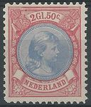 Check out our Netherlands 1893 - Princess Wilhelmina 'Hanging hair' - NVPH 47A