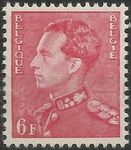 Check out our Belgium 1951 - Leopold III - OBP 848a, edited cylinder